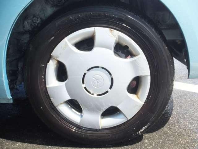 新品タイヤ交換も承ります。スタッフまでお声かけください。