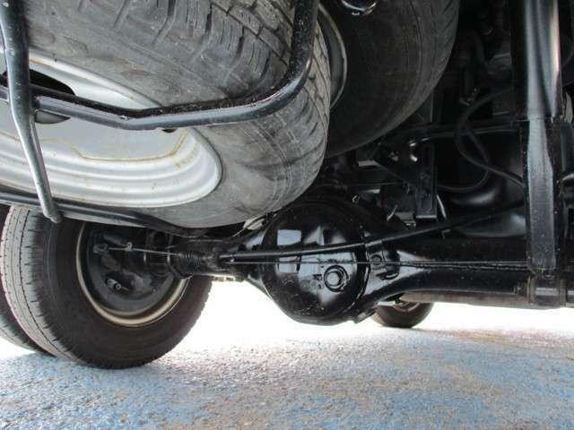 下回り・機関・制動・変速・試乗確認しています&良好で御安心して御購入いただけます・保証書&車両取り扱い説明書あります。