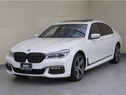 BMW 7シリーズ 740Li Mスポーツ WSR黒革ベンチレーションリアコンフォート