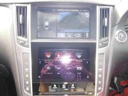 シンプルで使い易い 純正ナビTV  音楽録音や携帯ハンズフリーなど機能多数