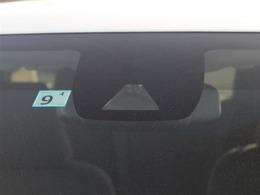 TSS(トヨタセーフティセンス)装着車!追突事故などへの予防安全のための装備で、被害軽減をサポートしてくれます!誤発進抑制にも対応!