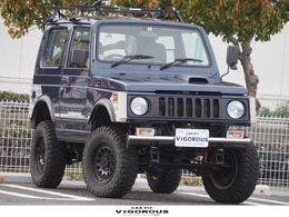 スズキ ジムニー 660 ランドベンチャー 4WD リフトアップ 15AW RAYBRIGライト ETC