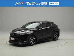トヨタ C-HR 1.2 G-T 4WD トヨタ認定中古車 フルセグメモリーナビ