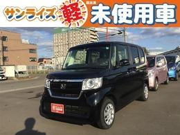 ホンダ N-BOX カスタム 660 G L ターボ ホンダセンシング 4WD WEB商談可 届出済未使用車 4WD