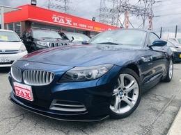 BMW Z4 sドライブ 35i メーカーナビ・フルセグTV シートヒーター