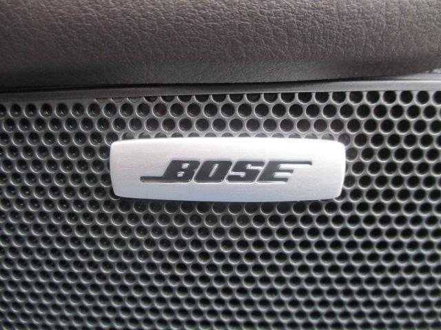 BOSE社との共同開発により、臨場感のあるリアルなサウンドを再現!室内空間に適したチューニングを施し、BOSEサウンドシステムをメーカーセットオプションでご用意しました♪