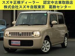スズキ アルトラパン X 純正CDプレーヤー・ETC・キーレス