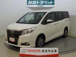 トヨタ エスクァイア 2.0 Gi 4WD 寒冷地仕様 両側電動ドア LEDライト