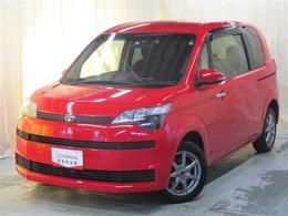 トヨタ スペイド 1.5 G 4WD /1年保証付販売車/片側電動スライドドア