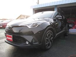 トヨタ C-HR 1.2 G-T 4WD トヨタセーフティセンス LEDヘッド