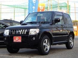 日産 キックス 660 RX 4WD 切替4WD ターボ車 ナビ フルセグTV