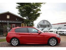 BMW1シリーズは2004年9月から日本で発売を開始!