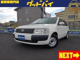 トヨタ プロボックスバン 1.5 GL 4WD 社外ナビ 地デジTV キーレス