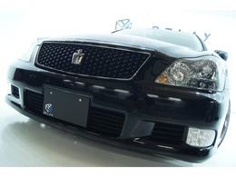 トヨタ クラウンアスリート 2.5 60thスペシャルエディション 新品19ホイール 新品タイヤ 新品車高調