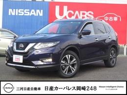 日産 エクストレイル 2.0 20Xi レザーエディション 2列車 4WD 純正メモリ‐ナビ インテリキ-