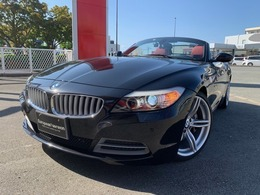 BMW Z4 sドライブ 35i D車 赤革 Mスポ用パドル Mスポ用19AW