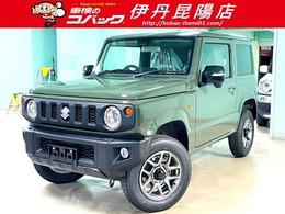 スズキ ジムニー 660 XC 4WD [AT車]オプション8点付き (SDナビ ETC…)