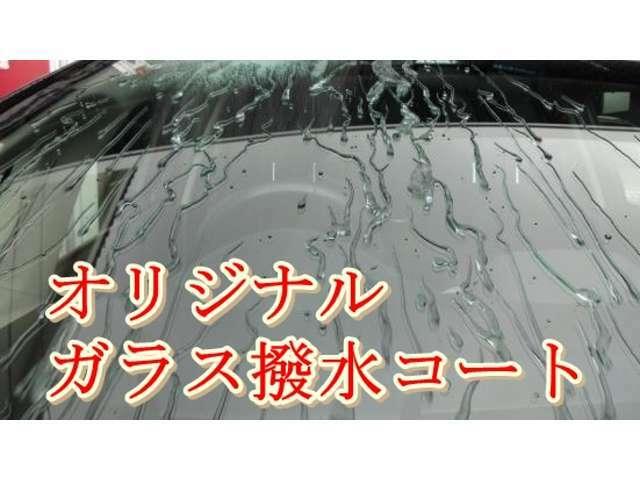 Bプラン画像:洗車は水洗いのみでOKです。ただ洗車をしなくていいわけではありません。定期的なメンテナンスは必要です。耐久性能は1年間。保管状況やメンテナンスの状況で変わります。