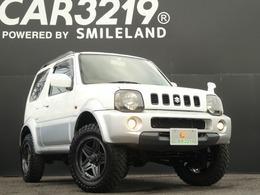 スズキ ジムニーシエラ 1.3 4WD 2inリフトアップ 新品16AWタイヤ ラテラル