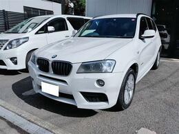 BMW X3 xドライブ20i Mスポーツパッケージ 4WD 1オーナー バックカメラ