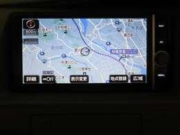 ディーラーオプションのカーナビ ・ フルセグ ワンセグTV付きです! タッチパネルなので操作もラクラク!!