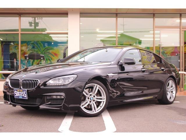 【入庫】BMW 6シリーズグランクーペ入庫いたしました。