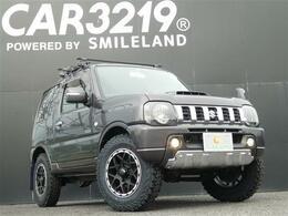 スズキ ジムニー 660 クロスアドベンチャー 4WD 新品MK16AW/MTタイヤ ナビ フルセグ DVD視