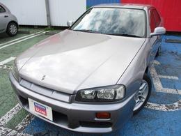 日産 スカイライン 2.0 GT ワンオーナー CDチェンジャー 16AW