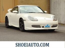 ポルシェ 911 カレラ ティプトロニックS 右H GT3Ver サンルーフ 18AW