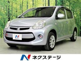 トヨタ パッソ 1.0 X 純正ナビ アイドリングストップ ETC