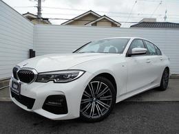 BMW 3シリーズ 320d xドライブ Mスポーツ ディーゼルターボ 4WD 18AWコンフォートPアシスト+禁煙認定中古車