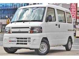 三菱 ミニキャブバン 660 CD ハイルーフ 走行距離約3.6万km エアコン パワステ