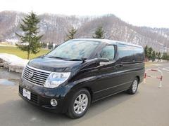 日産 エルグランド の中古車 3.5 350X 4WD 北海道夕張市 応相談万円