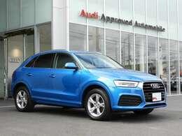 ■エクステリア ボンネットからフロントバンパーへと精悍なラインが走るフロントマスク。Audiのアイデンティティを強調するシングルフレームグリル。ワイドなテールを強調するリアフォルムに一瞬で魅了されます