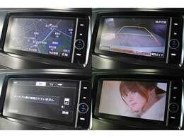 純正HDDナビTV装備です!DVDビデオの再生やCDの録音も可能です。型番はNHZD-W62Gです。。Biuetoothも接続可能です!バックカメラ装備です。