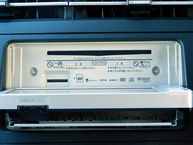 CD・DVDプレイヤー装備。 SDカードスロットも装備しています!!