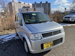 三菱 eKワゴン 660 M 4WD 車検整備2年付