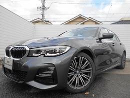 BMW 3シリーズ 320d xドライブ Mスポーツ ディーゼルターボ 4WD ACCPアシストコンフォートpkgETCデモ認定車
