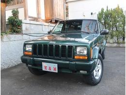 ジープ チェロキー リミテッド 4WD 60thアニバーサリー 1オーナー左ハンドル