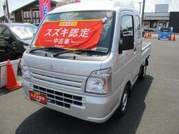 スズキ キャリイ 660 スーパーキャリイ L 3方開 4WD