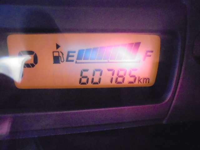 走行60785kmです♪