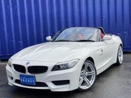 BMW Z4 sドライブ 20i Mスポーツパッケージ ワンオーナー・純正ナビ・レッドレザー