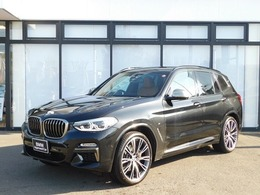 BMW X3 M40d ディーゼルターボ 4WD 茶革電動シート HUD 全方位カメラ ACC