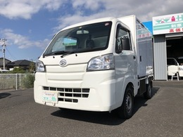 ダイハツ ハイゼットトラック -7℃冷凍冷蔵車 4WD