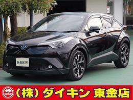 トヨタ C-HR ハイブリッド 1.8 G ナビTV Bモニター LEDライト 禁煙車