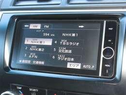 ナビゲーションはトヨタ純正HDDナビを装着しております。AM、FM、CD、DVD再生、Bluetooth、音楽録音再生、フルセグTVがご使用いただけます。初めて訪れた場所でも道に迷わず安心ですね!