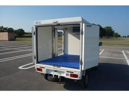 ダイハツ ハイゼットトラック 中温冷凍車-7度C設定 4WD ミッション車