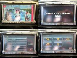 SDナビ・ワンセグTV・CD/DVD・HIDライト・ETCも付いてます(^o^)v
