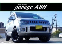 三菱 デリカD:5 2.4 M 4WD 電スラHDDナビ地デジ新16AW]新タイヤ4WD