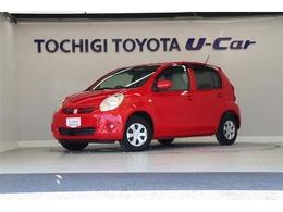 トヨタ パッソ 1.0 X Lパッケージ スマートキー/ETC/ナビ/盗難防止装置